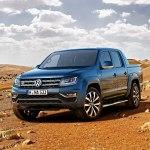 Volkswagen Amarok 2019 года — вместительный и мощный пикап для любителей бездорожья