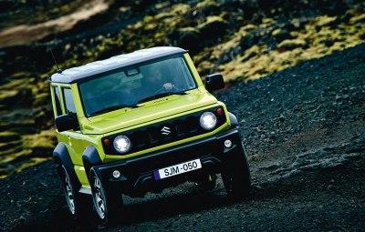 Комплектации и цены нового Suzuki Jimny 2019 года