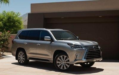 Lexus LX 570 2019 года: роскошь и непревзойденное качество по-японски