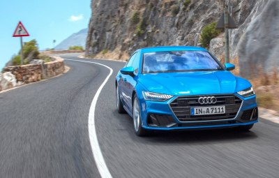 Audi A7 2019 года: новый автомобиль с обновленной внешностью и отменными характеристиками