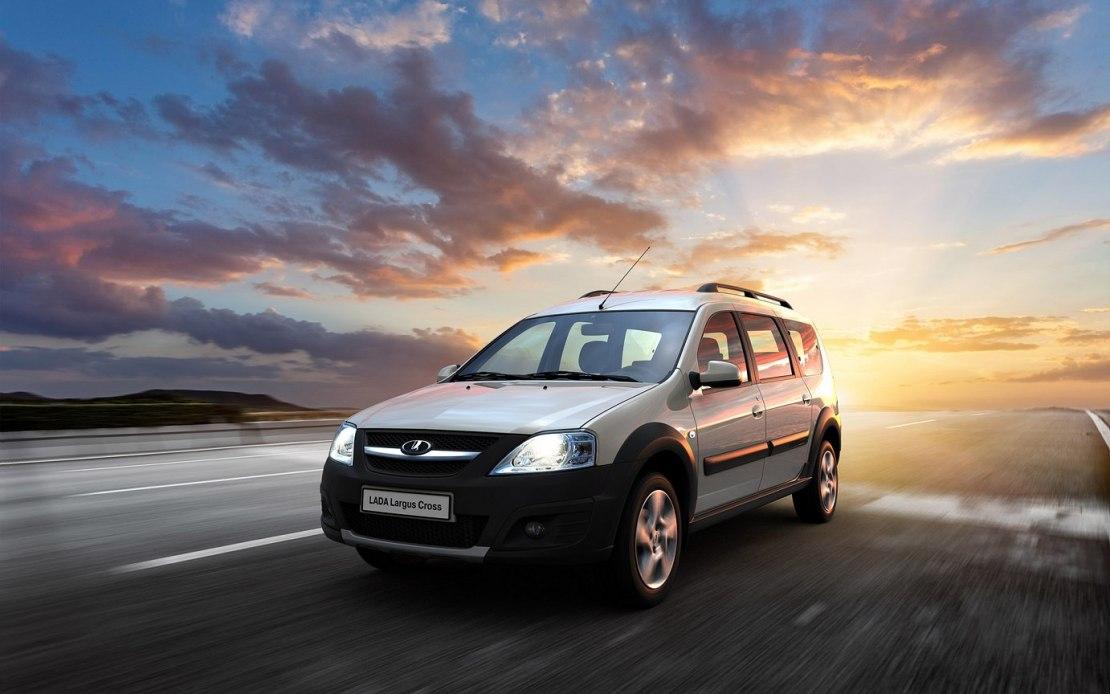 Lada Largus Cross 2019: узнаваемый фургон в кросс-версии