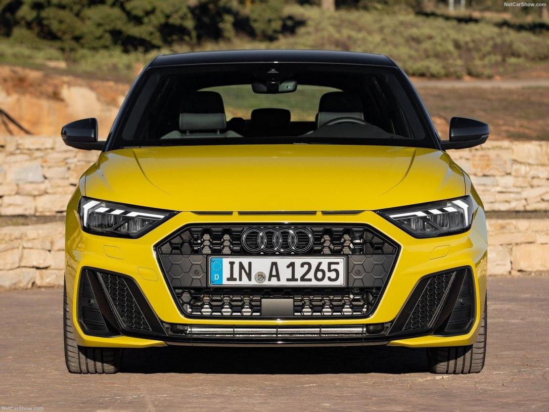 Audi A1 2019 года: знакомый хэтчбэк в новой оболочке