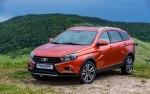 Lada Vesta SW Cross 2020: повышенная проходимость, отличная оснащенность и вместительный салон от российского производителя
