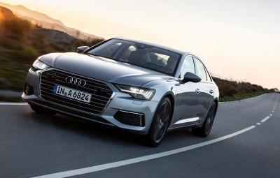 Audi A6 2019 года: знаменитый роскошный седан в новом обличие