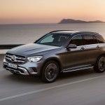 Новый Mercedes GLC 2019 — комфортный и технологичный кроссовер для любых дорог
