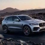 Новый Jaguar F-Pace — самый красивый и стильный кроссовер на рынке