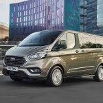Новый Ford Tourneo Custom 2019 года — комфортный и практичный минивен для всей сеьми