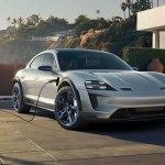 Новый Porsche Taycan 2019 года — один из самых стильных автомобилей в мире