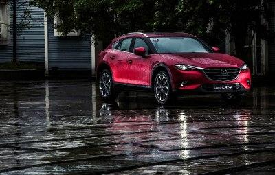 Mazda CX-4 2019 года: новый кроссовер с отличными характеристиками