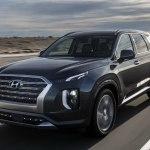 Hyundai Palisade готовится к продажам на автомобильном рынке России