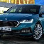 Эксперты познакомили автолюбителей с обновлениями в Skoda Octavia 2020 года