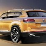 Volkswagen Teramont 2020: оригинальное сочетание практичности и стиля