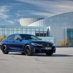 В дилерские центры BMW поступила новая дизельная модификация седана 3-Series: первая информация о новинке