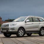 Фотон Савана 2020 – почти Toyota Land Cruiser Prado, только в разы дешевле
