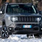 Jeep Renegade 2020 – компактный внедорожник с режимом «преодоление скал»