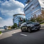 Changan Auchan X7 2020 года – яркая новинка за 710 000 рублей с камерами, навигацией и турбомотором