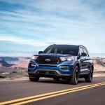 Форд Эксплорер 2020 — мощный, стильный и безопасный внедорожник с просторным салоном и достойным оснащением