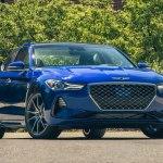 Генезис Г70 2020 – премиальный купеобразный корейский седан с мощным мотором